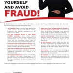 Avoid fraud