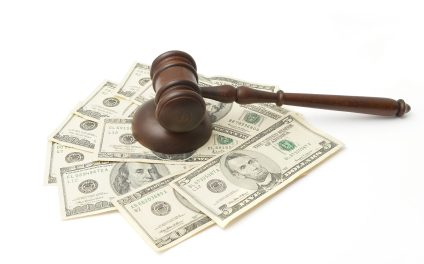 Arbitrator's award names trust instead of trustees, award unenforceable