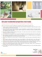 FARM: Get your residential properties rent ready