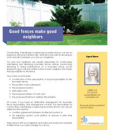 FARM: Good fences make good neighbors