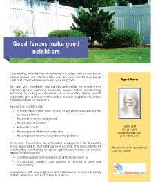 FARM: Good fences make good neighbors