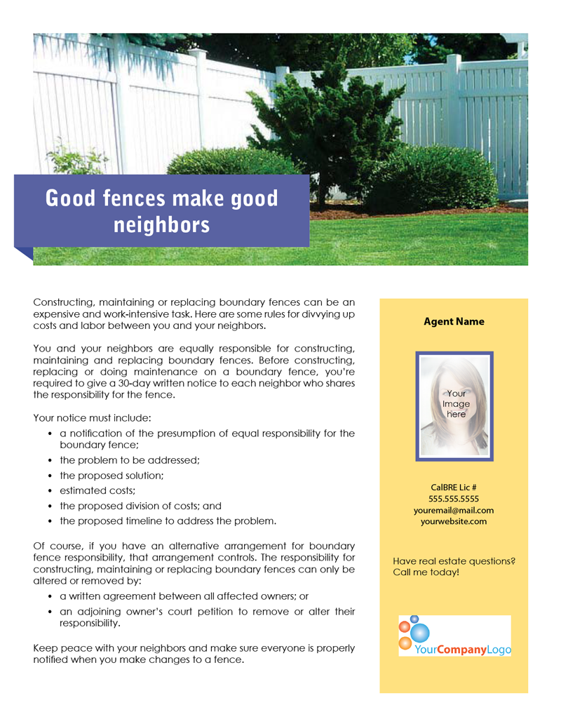 GoodFences