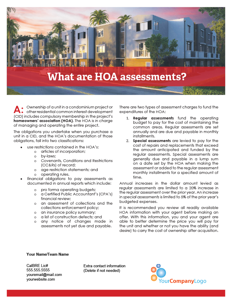 HOA-Documents