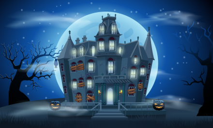 POLL: Have you ever shown a house that was said to be haunted? Happy Halloween!