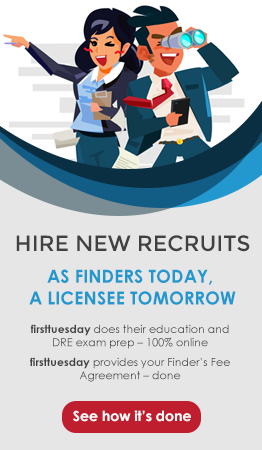 Finder Recruits