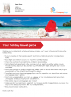 FARM: Your holiday travel guide