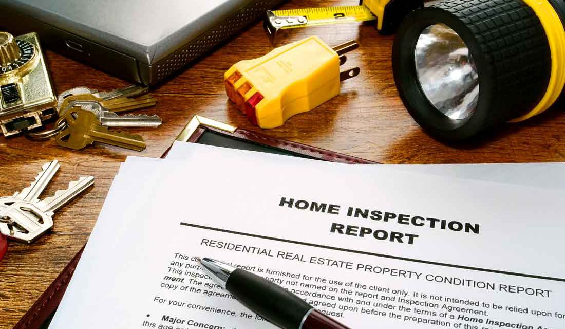 Form of the Week: Authorization to Prepare a Home Inspection Report and an Natural Hazard Disclosure (NHD) Report — Forms 130 and 131