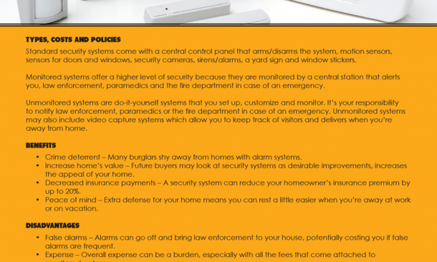 FARM: Home security systems — protect your home and your family!