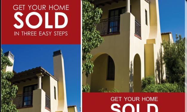 FARM: Get your home sold (Suburb 1) –  Post Card & Door Hanger