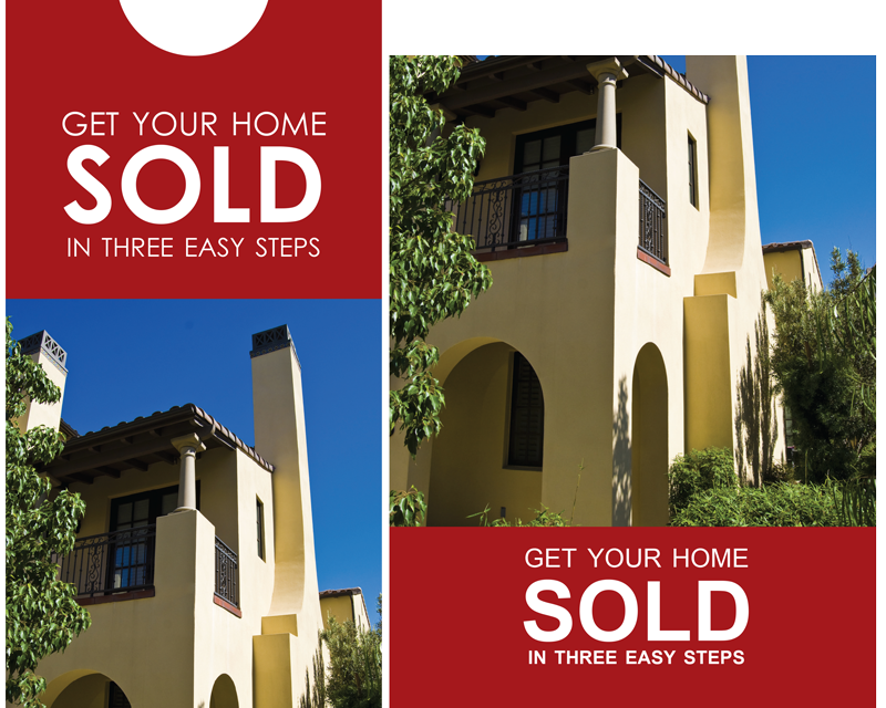 FARM: Get your home sold (Suburb 1) –  Post Card & Door Hanger