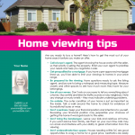 Home viewing tips