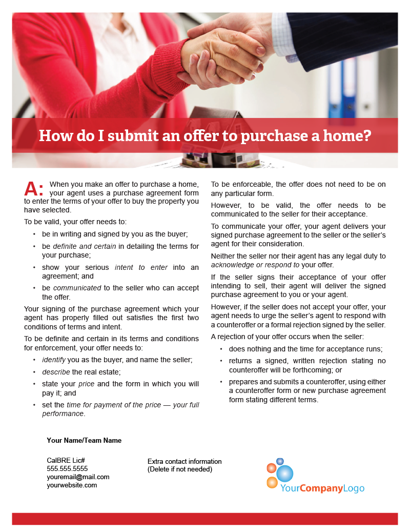How-do-I-submit-an-offer-to-purchase-a-home