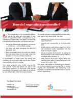 Client Q&A: How do I negotiate a counteroffer?