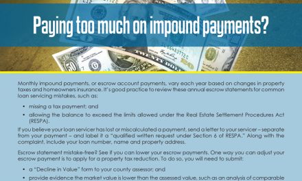 FARM: Paying too much on impound payments?