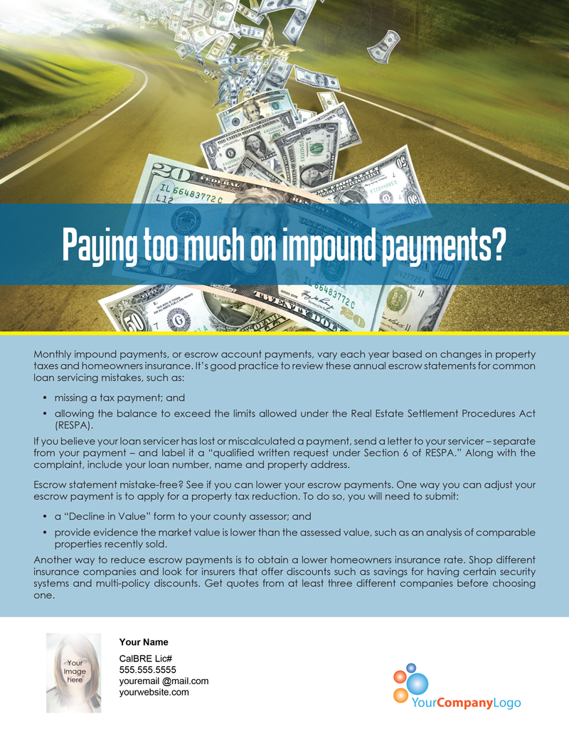 Impound-Payments