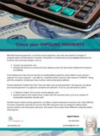 FARM: Check your impound payments