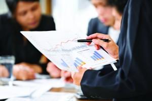 Investment chart cmyk