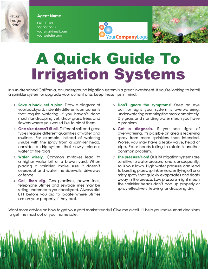 IrrigationSystems