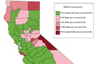 Jobs Recovery Map