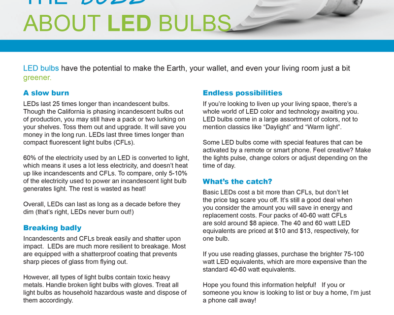FARM: The buzz about LED bulbs