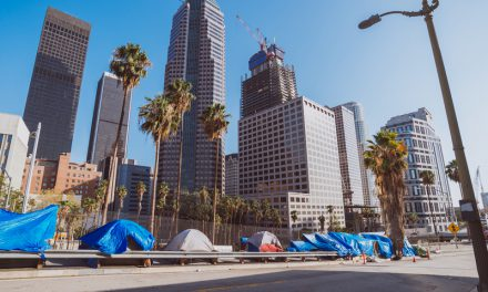 California voters address homeless, mental health problem