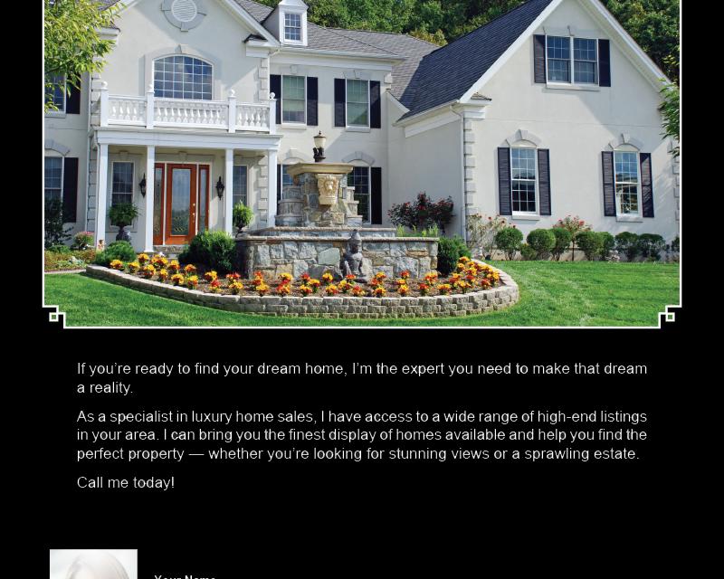 FARM: Shopping for a luxury home?