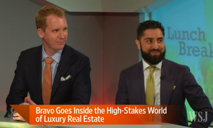 "Interview with the luxury brokers of ""Million Dollar Listing: San Francisco"""
