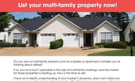 FARM: List your multi-family property now!