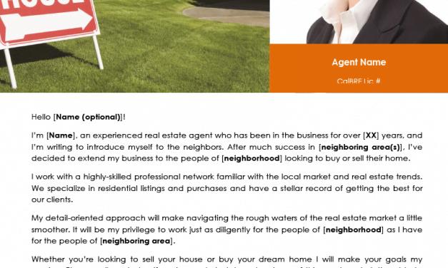 FARM: New agent in your neighborhood