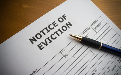 May a property owner pursue the county for recording allegedly fraudulent foreclosure documents and enforcing a court-ordered eviction?