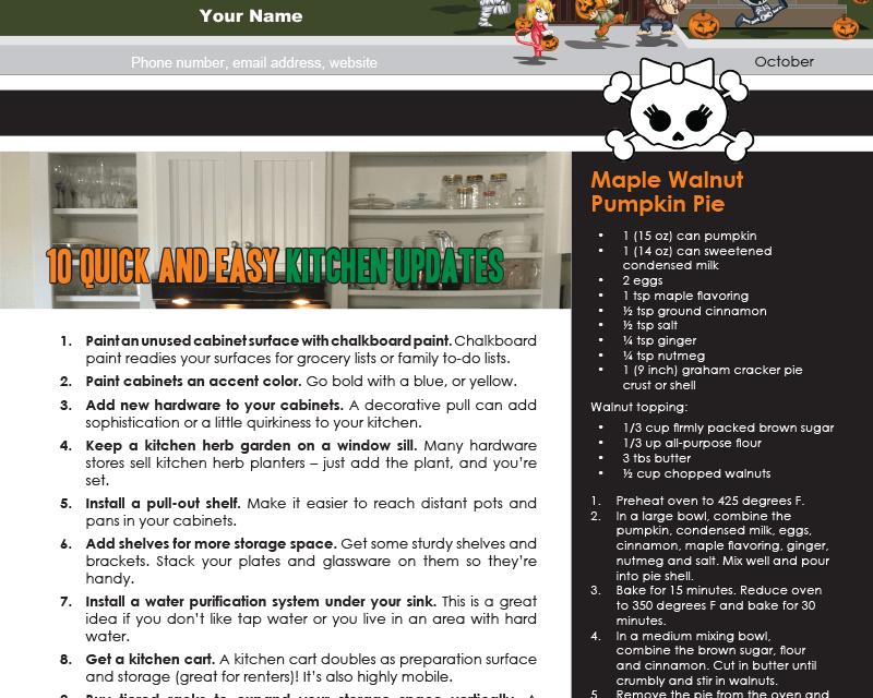 FARM: October Newsletter – D2