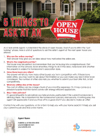 FARM: 5 things to ask at an open house