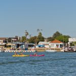 http://www.dreamstime.com/royalty-free-stock-images-kayaks-newport-bay-newport-beach-california-image26504339