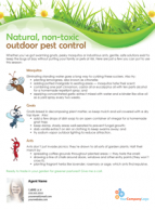 FARM: Natural, non-toxic outdoor pest control