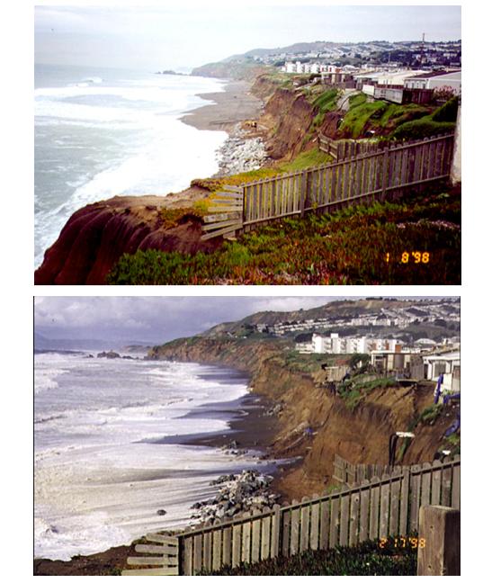 Pacifica-Erosion