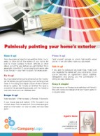 FARM: Painlessly painting your home's exterior