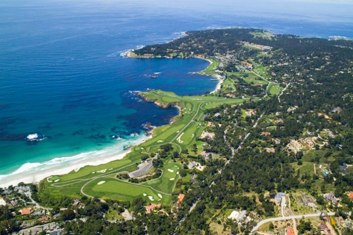 725 trees on chopping block for Pebble Beach housing project