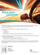 FARM: Price your commute
