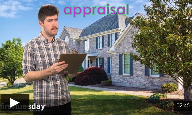 Property Appraisal and Mortgage Approval
