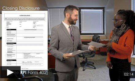 RESPA Disclosures