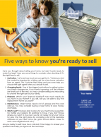 FARM: Five ways to know you're ready to sell