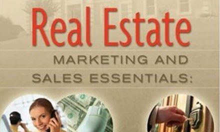 Book Review: Real Estate Marketing and Sales Essentials – Steps for Success