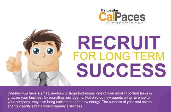 Infographic: Recruit for success