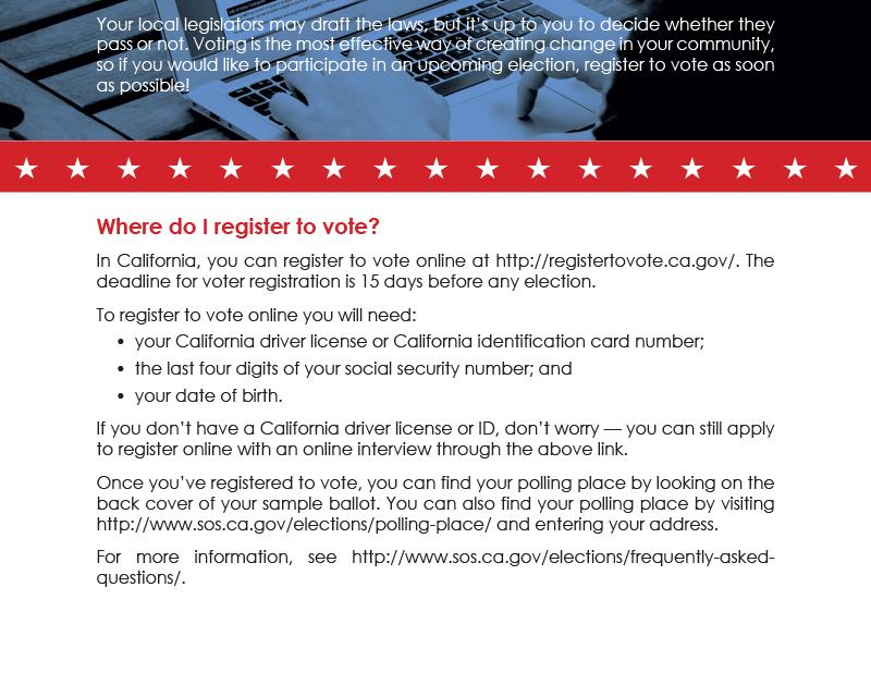 FARM: Register to vote