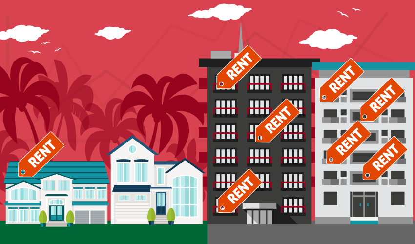 Rentals: the future of California real estate?