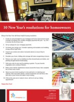 FARM: 10 New Year's resolutions for homeowners