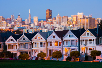 California's residential rents top the charts