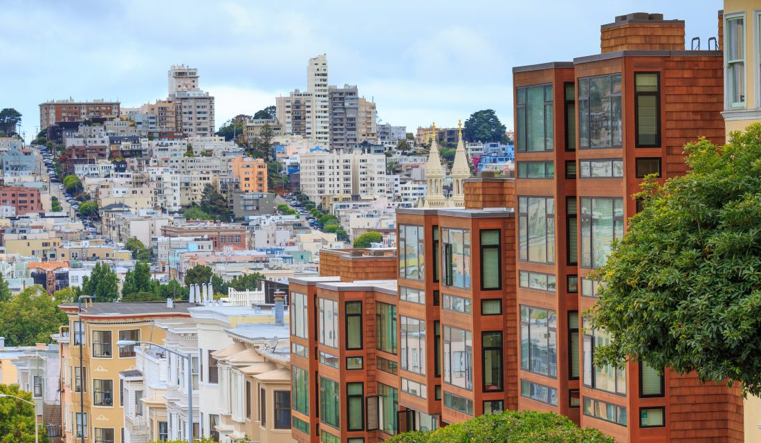 California Rent Growth Slowing over Past Three Years