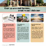 Buy a second home