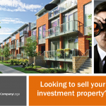 Investment property postcard
